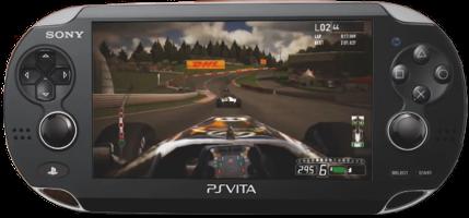 Trailer F1 2011 PS VITA