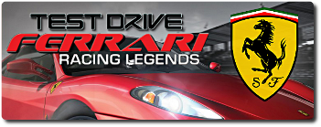 Anunciado Test Drive Ferrari Racing Legends